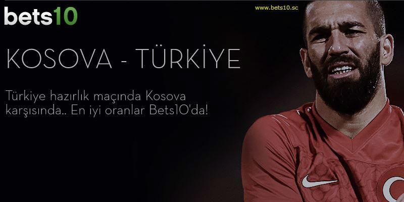 Uluslararası Dostluk Maçları, Kosova - Türkiye Maçı