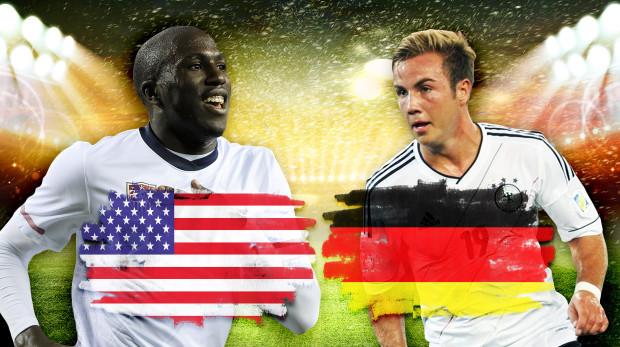 Bets10 ABD - Almanya Maçı