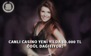 Bets10 Yeni YIl Canlı Casino
