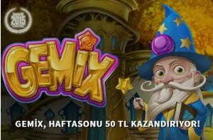 Bets10 Gemix Haftasonu Bonusu