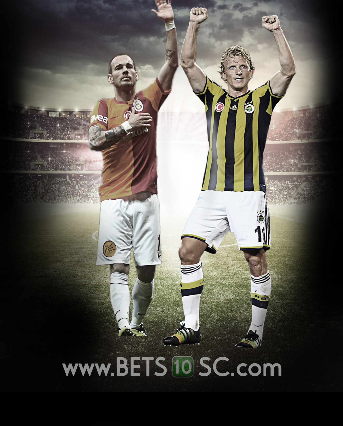 Bets10 Süper Lig Hafta Sonu Maçları Ve Oranları