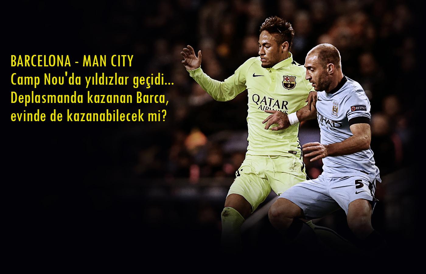 Barcelona vs Manchester City Bets10 Oranları