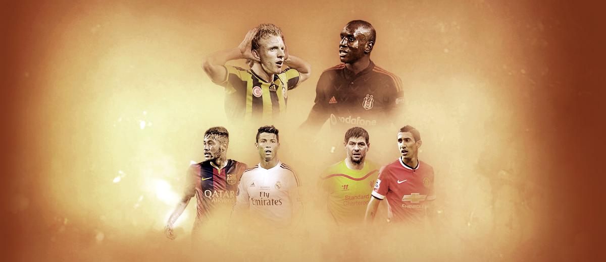 Liverpool - Man United, Fenerbahçe - Beşiktaş, Barcelona - Real Madrid