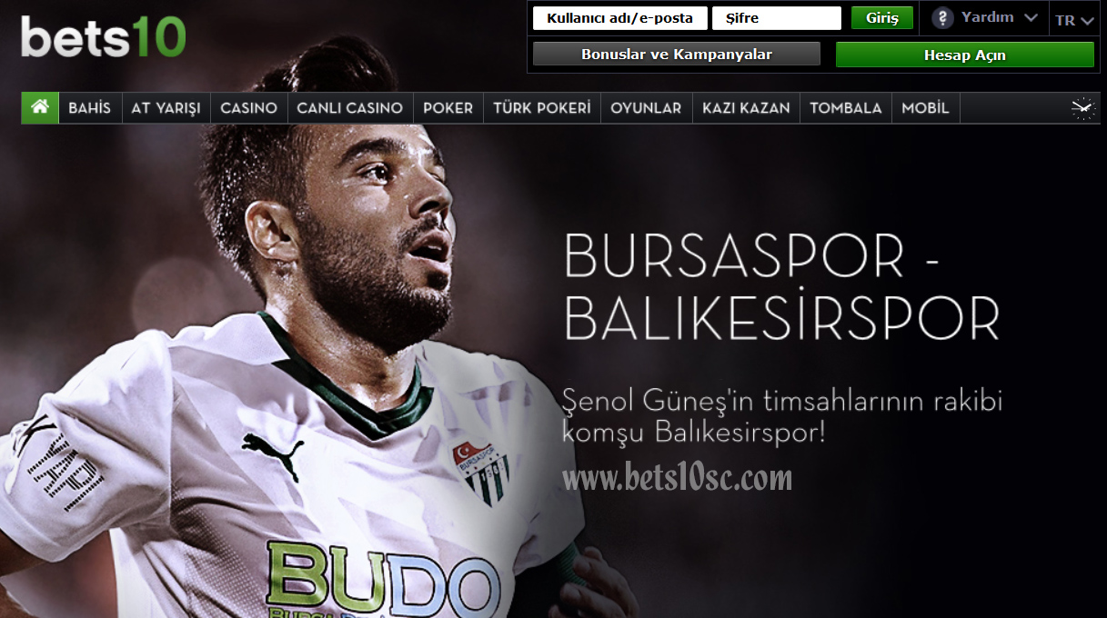 Bets10 Hafta Sonu Süper Lig Bonusu