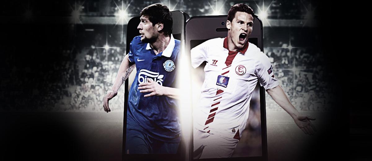 Avrupa Ligi Finali Bonusu - Dnipro Sevilla