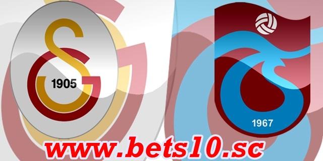 Bets10 Galatasaray- Trabzonspor Derbi Bonusu