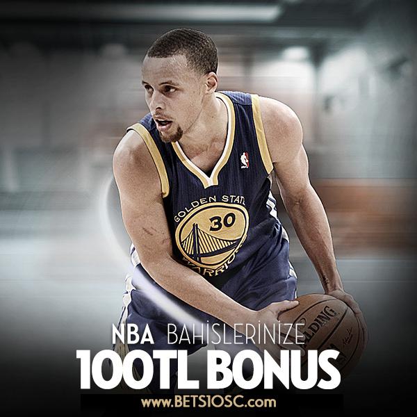 Bets10 NBA 100 TL Bonusu