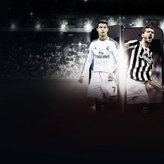 Real Madrid - Juventus maçına Bets10 Mobilde 100 TL Bonus
