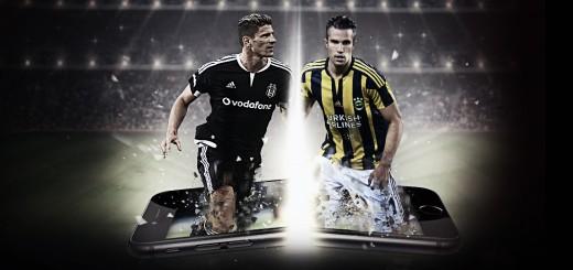 Beşiktaş Fenerbahçe Derbi Bonusu 250 TL