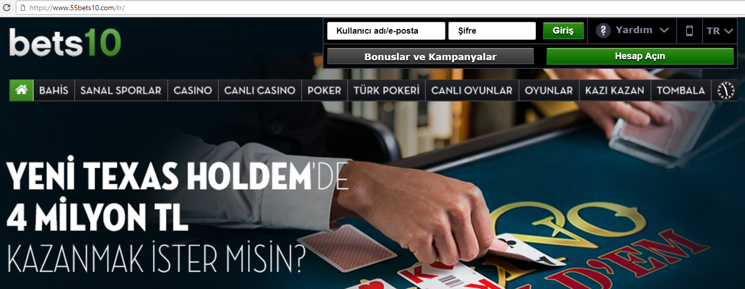 55Bets10 veya 56Bets10