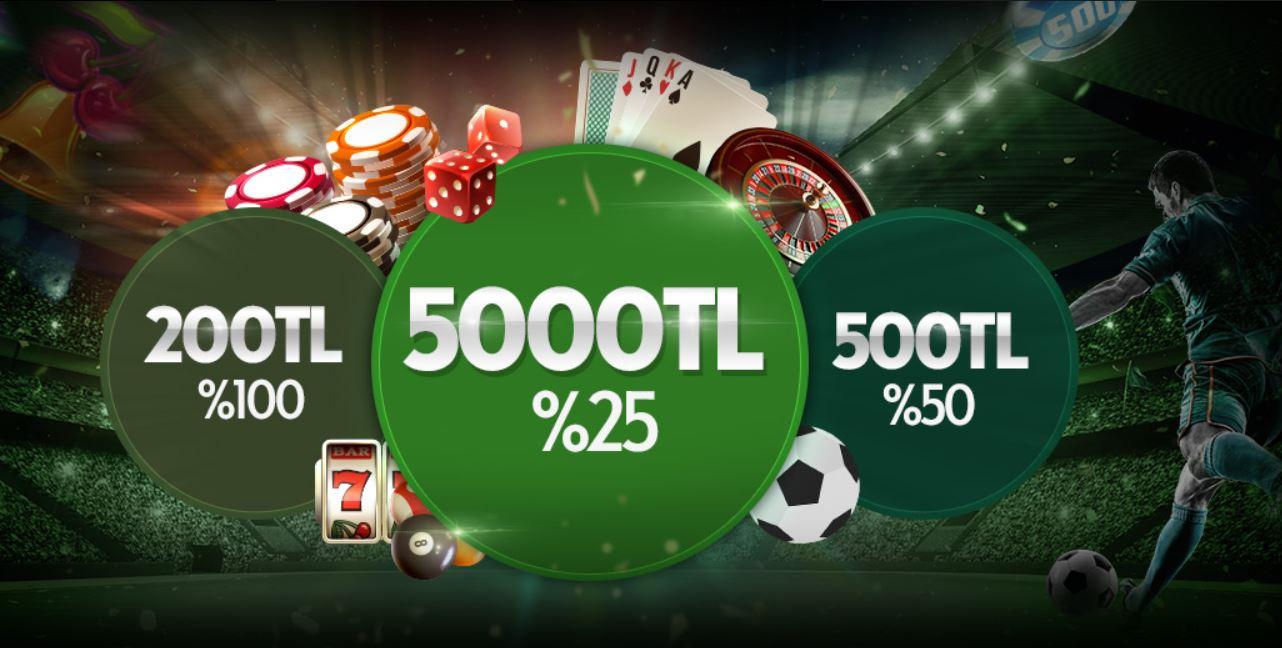 Sezon Başlangıcı 5000 TL Bonusla Bets10'da